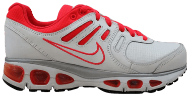 new styles 5cd6e 91a82 Air Max Tailwind 2010 'White Silver Red' - Nike - 454503 100 ...