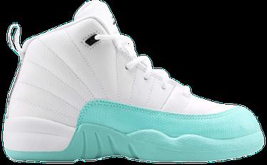 new product dca17 e8d87 Air Jordan 12 PS 'Light Aqua'