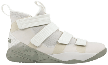finest selection b4516 53a05 LeBron Soldier 11 'Light Bone'