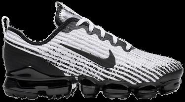 separation shoes 1e7ba 9762e Air VaporMax Flyknit 3 GS 'White Black'