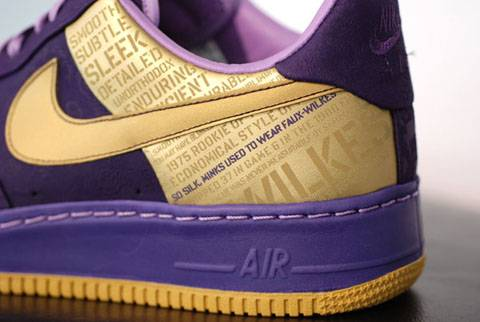 finest selection 908cc 943a1 ... Nike Air Force 1 Supreme 07 Wilkes Original .. ...