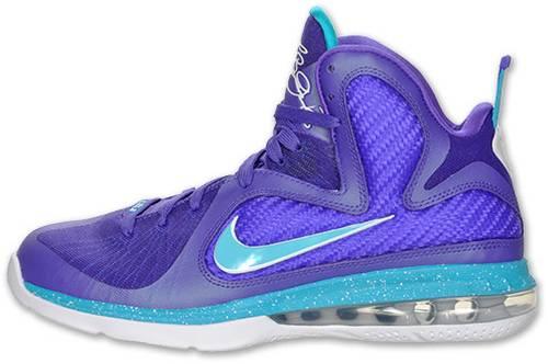 Nike LeBron 9 \u0027Summit Lake Hornets\u0027