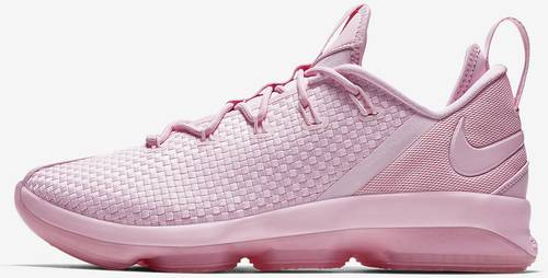 nike lebron 14 low Rose on feet images of 36f44 74f3c
