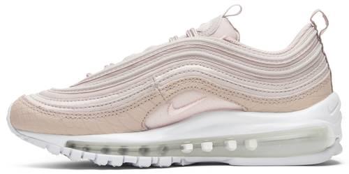 Wmns Air Max 97 Premium 'Rose Snakeskin' Nike 917646 600 GOAT