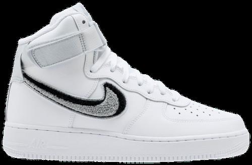 Air Force 1 High '07 LV8 'Chenille Swoosh' Nike 806403 105 GOAT