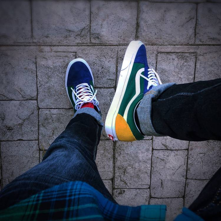 Vans Yacht Club: Old Skool 'Yacht Club' - Vans - VN0A38G1R1Q