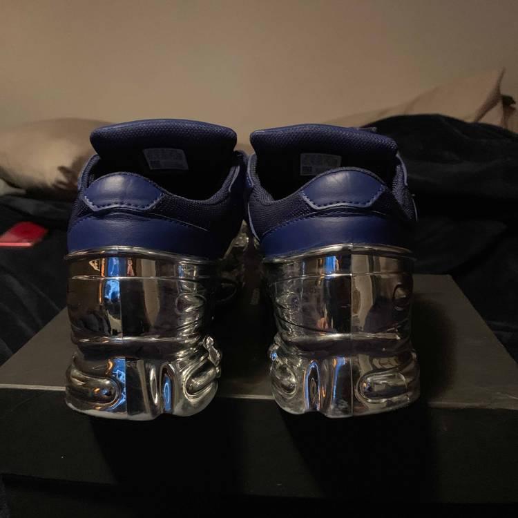 Raf Simons x Ozweego 'Mirrored - Unity Ink' - adidas - EE7949   GOAT