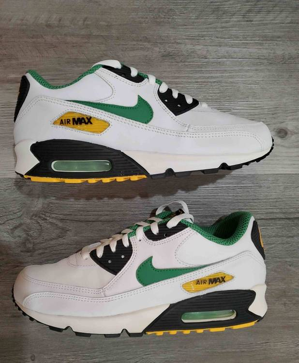 Air Max 90 Leather 'Jamaica Island Drum Pack' - Nike - 302519 131 ...
