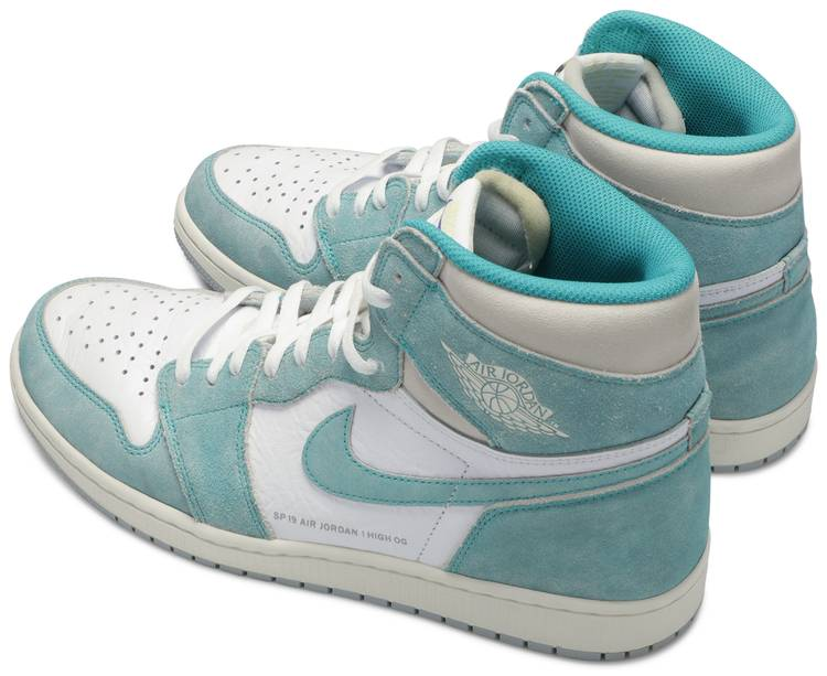 Air Jordan 1 Retro High OG 'Turbo Green' - Air Jordan ...