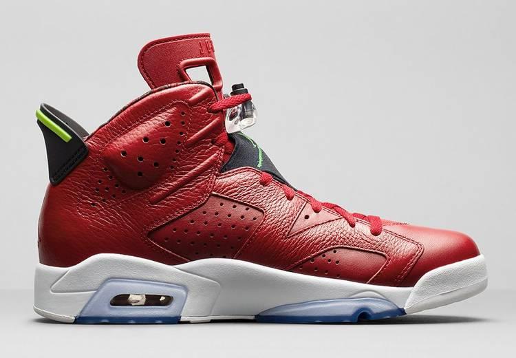 super cheap quality design 2018 sneakers Air Jordan 6 Spizike 'History of Jordan'