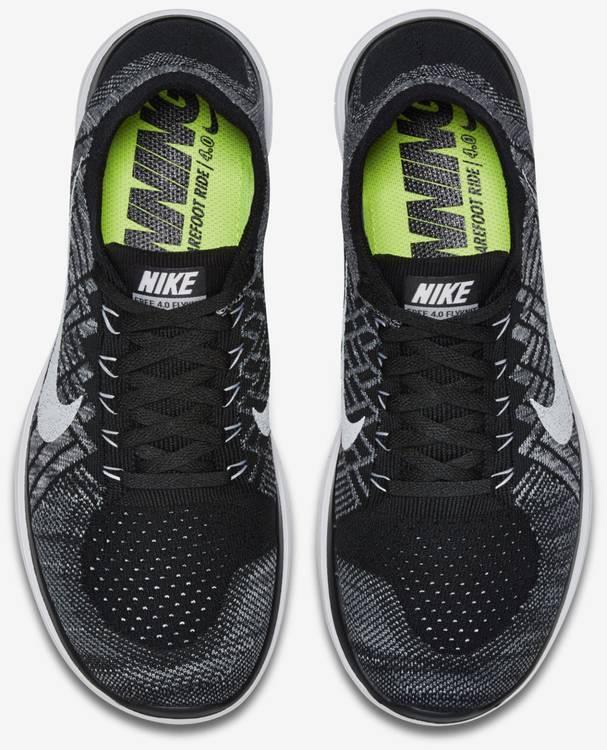 Conquistador Ciencias Sociales acción  Free 4.0 Flyknit 'Black' - Nike - 717075 001   GOAT