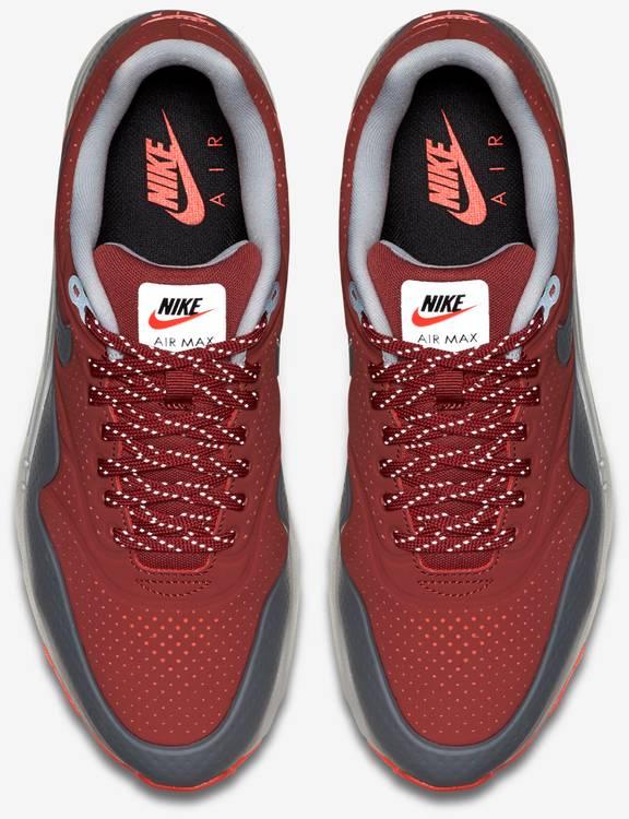 Air Max 1 Ultra Moire 'Cedar Grey' Nike 705297 602 | GOAT