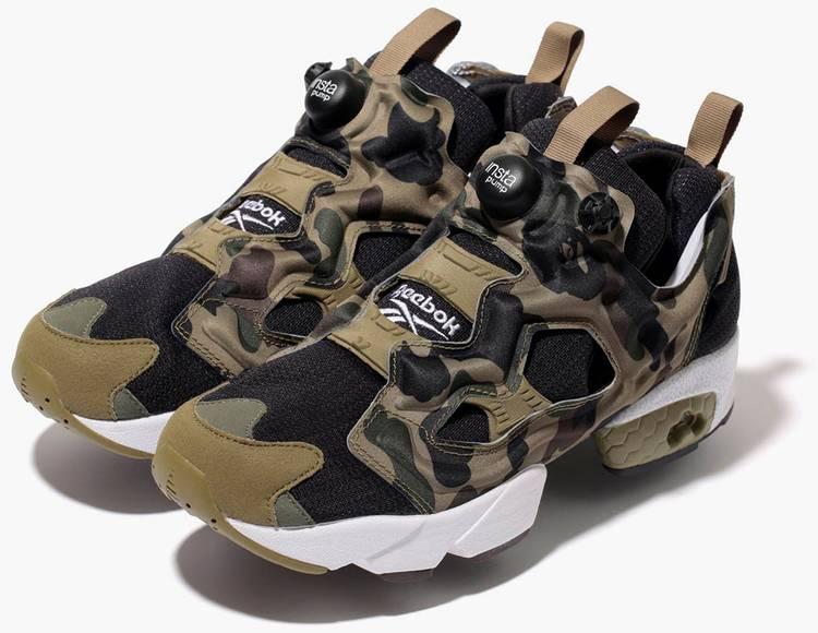 reebok x bape shoes