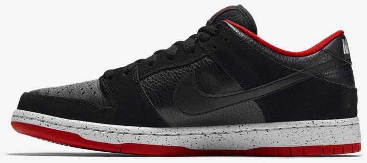 SB Dunk Low Pro 'Black Cement' - Nike - 304292 050 | GOAT