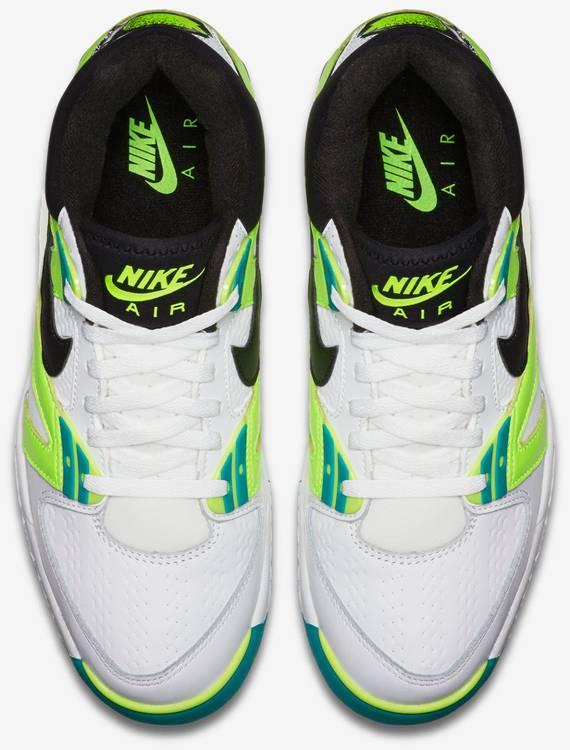 idioma eficientemente varilla  Air Tech Challenge 3 'Volt' 2015 - Nike - 749957 100 | GOAT