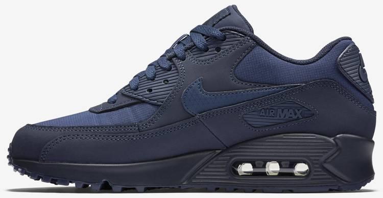 rigidez desconcertado Senador  Air Max 90 Essential 'Midnight Navy' - Nike - 537384 412   GOAT