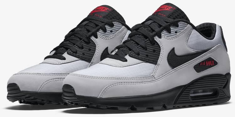 Air Max 90 Essential 'Wolf Grey' Nike 537384 049 | GOAT