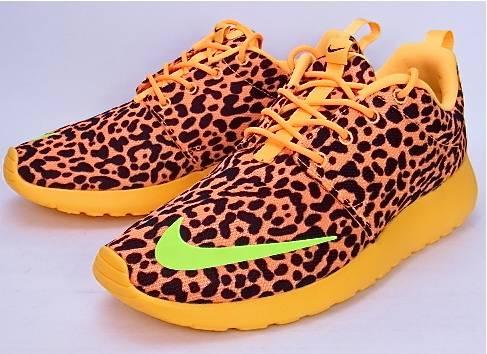 Escudero a tiempo patrón  Roshe One Fb 'Leopard' - Nike - 580573 838 | GOAT