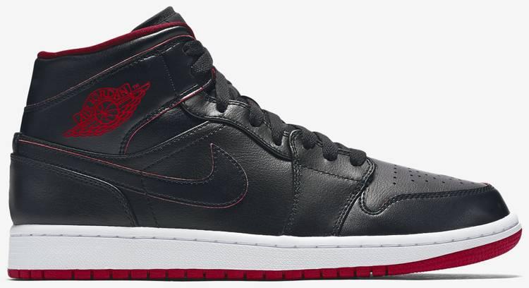 Nike Air Jordan 1 Retro High Og Gs Red Black White End