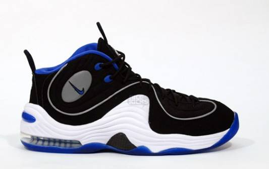 low cost huge selection of huge inventory Air Penny 2 'Black Royal' - Nike - 333886 041 | GOAT