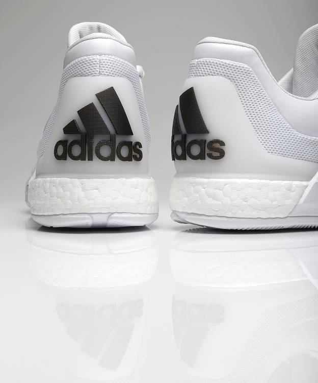 adidas Crazylight Boost Triple White James Harden AH1264