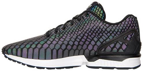 Adidas ZX Flux Xeno Reflective Shoes