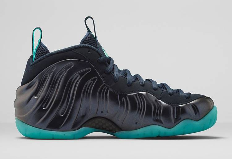 Nike Air Foamposite Pro Men s Shoes Sequoia Black ... Kmart