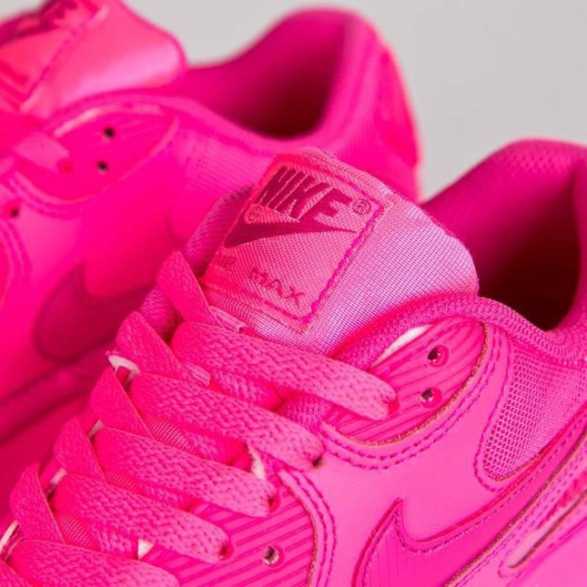 Nike Air Max 90 GS Hyper Pink in 2019