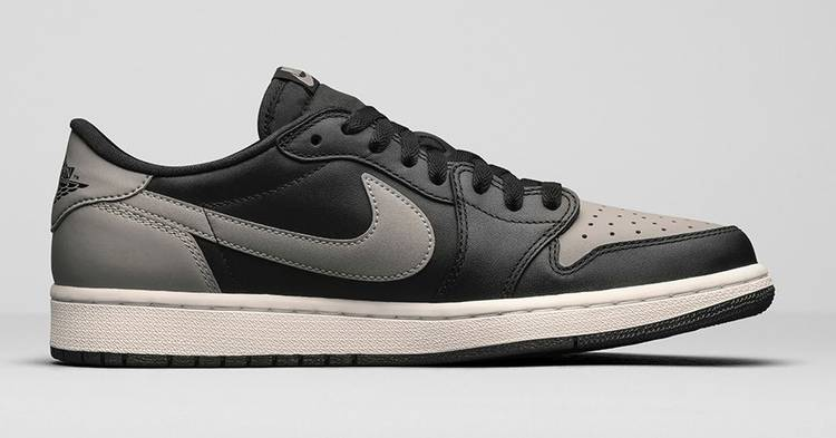 Air Jordan 1 Retro Low OG 'Shadow'