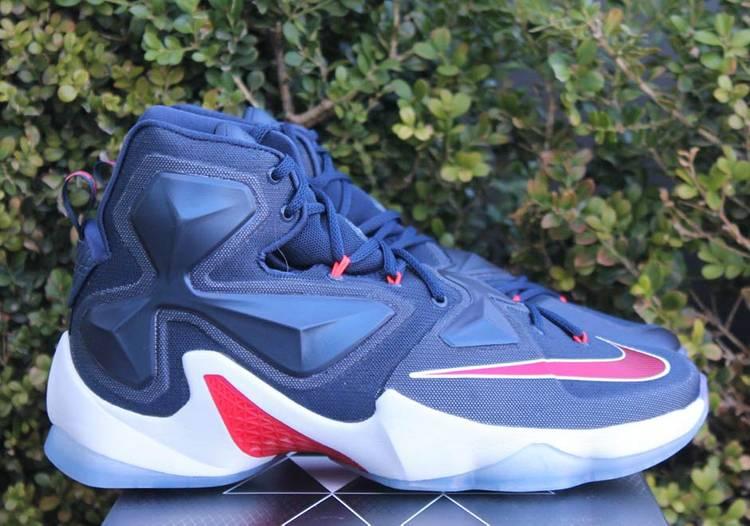 LeBron 13  USA  - Nike - 807219 461  10adf7a08ba8