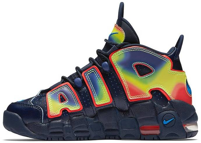 Air More Uptempo GS  Heat Map  - Nike - 847652 400  7bdfb7b9850c