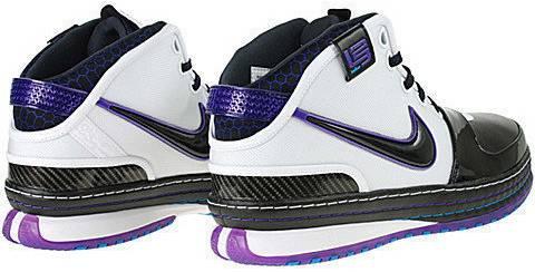 Zoom LeBron 6  Hardwood Classic  - Nike - 346526 002  3b9cceea2