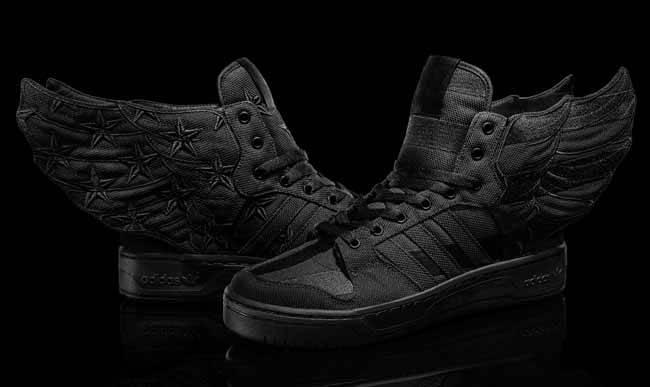 JS Wings 2.0 Black Flag 'ASAP Rocky' - adidas - D65206 | GOAT