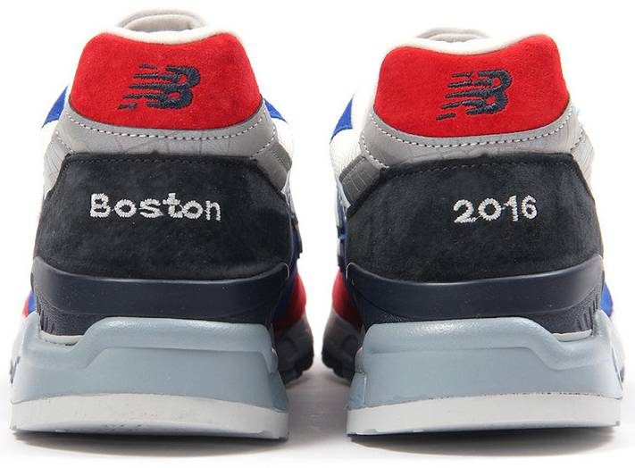 Concepts x 998 'Boston Marathon'