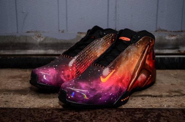 Zoom Hyperflight Prm 'Lebron Superhero Pack' Nike 587561
