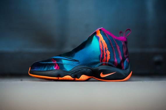 skor för billiga godkännandepriser designer mode Air Zoom Flight The Glove Prm 'Tech Challenge' - Nike - 631406 300 ...