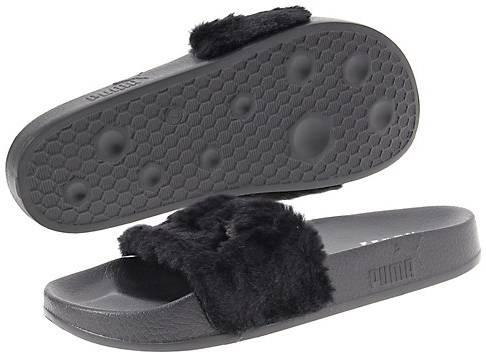 Fenty x Wmns Leadcat Slide 'Black' - Puma - 362266 03 | GOAT
