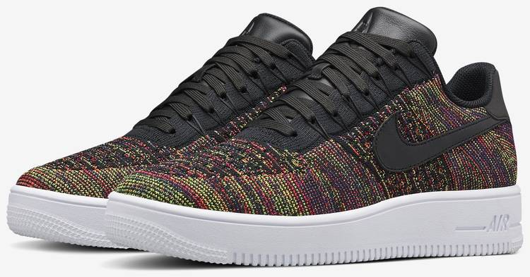 septiembre altavoz Mayo  NikeLab Air Force 1 Low Ultra Flyknit 'Multicolor' - Nike - 826577 001 |  GOAT