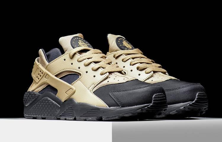 Nike Air Huarache castagno