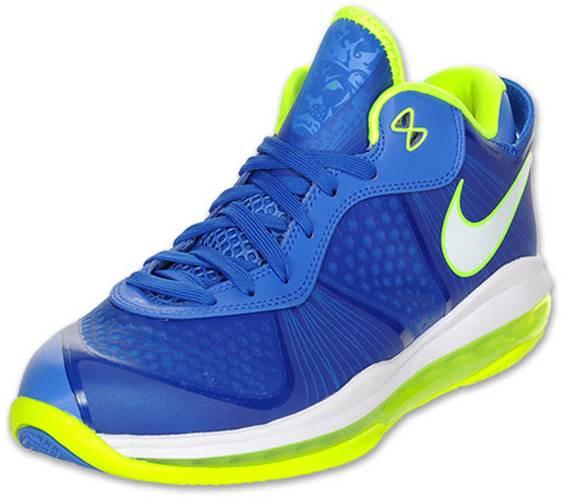 separation shoes a96e7 a90d8 Nike LeBron 8 V 2 Low  Sprite
