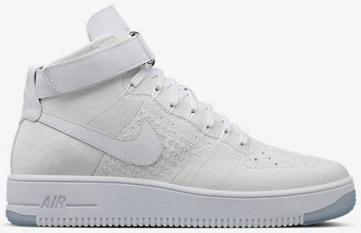 Air Force 1 Ultra Flyknit Mid 'White'