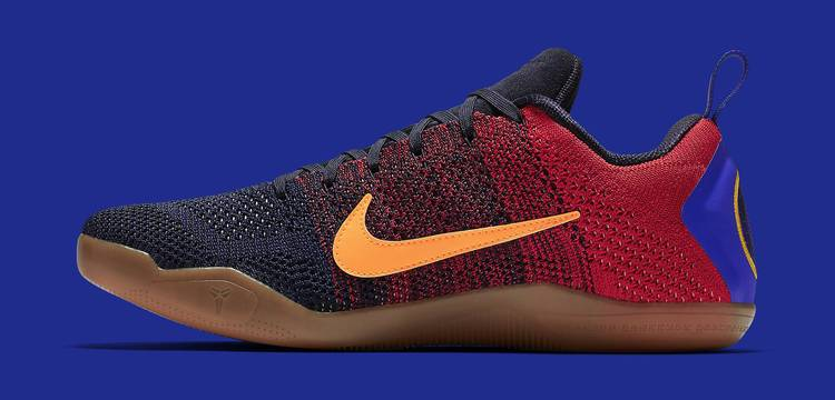 new arrival 2c158 06fae Check Out Nike Kobe 11 Mambacurial Barcelona