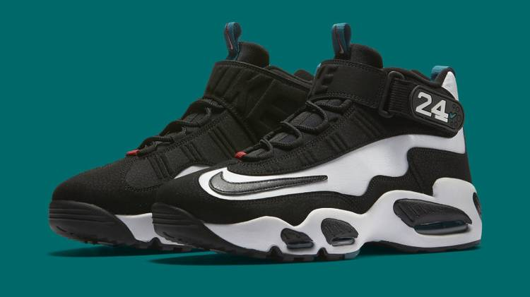 The OG Nike Air Griffey Max 1 'Fresh Water' is Available Now