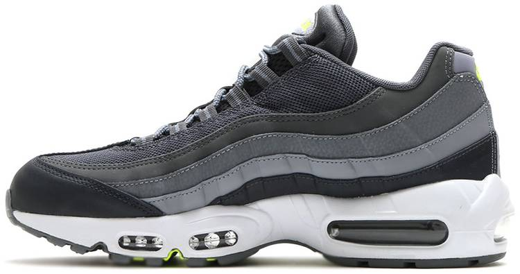 """Air Max 95 Essential 'Neon Remix' Nike 749766 019 GOAT """"title ="""" Air Max 95 Essential """"Neon Remix"""" Nike 749766 019 GOAT"""