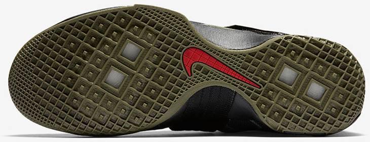 ataque Rebaño Personas mayores  Zoom LeBron Soldier 10 'Camo' - Nike - 844378 022 | GOAT
