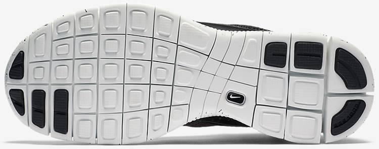 Nike Free Flyknit Mercurial Dark Grey Silver Black Summit