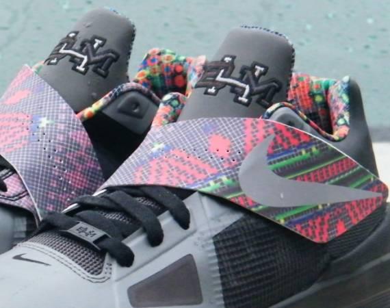 Zoom KD 4 'BHM' - Nike - 530960 001   GOATBlack History Month Kd 4