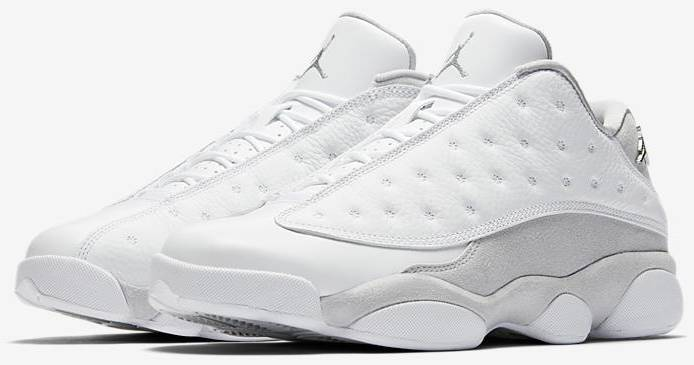 air jordan 13 retro low pure money
