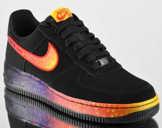 Air Force 1 Low 'Asteroid' - Nike - 488298 078   GOAT