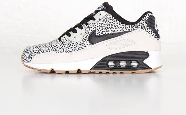 Wmns Air Max 90 Premium 'Safari' Nike 443817 102 | GOAT